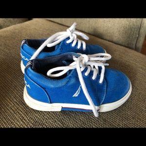 Nautica Sneakers Shoes Kids US 7 Toddlers EUC